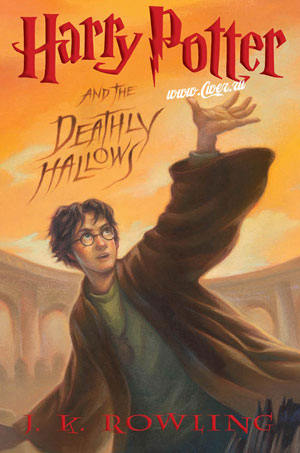 Украден редкий экземпляр книги о Гарри Поттере